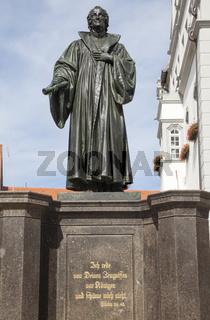 Melanchthon Denkmal, Lutherstadt Wittenberg