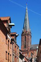 Lüneburg - Church St. Nicolai