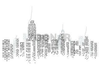 New York am Tag.eps