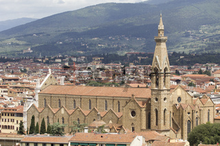 Florenz, Kirche Santa Croce, Franziskanerkirche