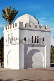 Grave of Lalla Zohra in Marrakech