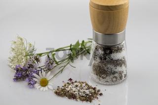 Blueten-Salz
