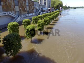 Weserhochwasser