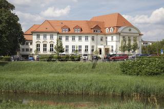 Kreishaus / Bergbauhaus, Senftenberg