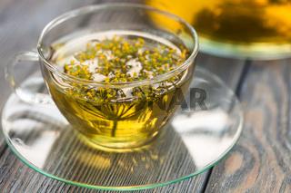 Dill tea