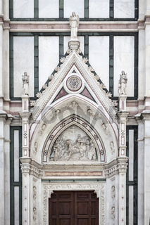 Florenz, Dom (Duomo Santa Maria del Fiori) Toskana