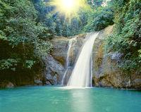 Waterfall near Iligan