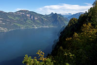 Lake Lucerne (Vierwaldstättersee), Switzerland