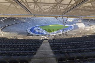 Olympiastadion innen