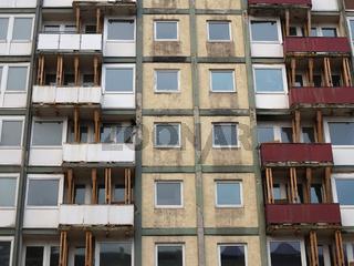 Esso Häuser in Hamburg St.Pauli