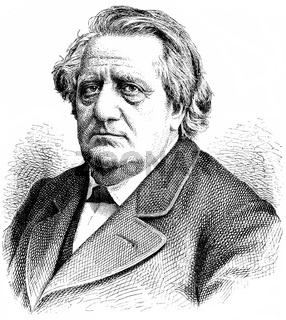 Franz Paul Lachner, 1803 - 1890, a German composer