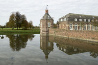 Moated castle Nordkirchen, Germany