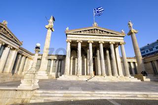 Akademie von Athen, Griechenland, Europa