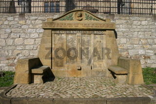 Kriegerdenkmal Barntrup 1