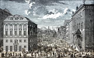 Vienna, 18th century, Austria