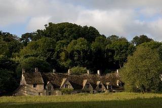 Bibury Cotswolds England