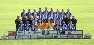 Mannschaftsvorstellung 1. FC Magdeburg Saison 2014/2015