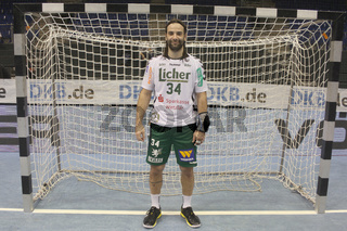 kroatischer Handballspieler Ivano Balic -Saison 2013/14 HSG Wetzlar,Nationalspieler Kroatien