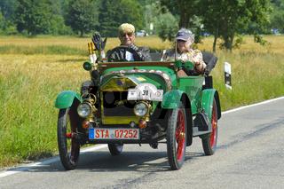 Oldtimer Rally für classic cars