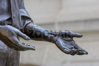 Jimmy Carter Statue