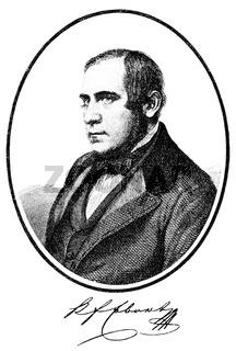 Karl Egon Ebert, 1801 - 1882, German-Bohemian poet,
