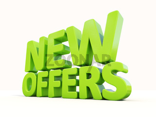 3d New offers