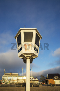 DLRG-Turm am Ostseeheilbad Dahme, Deutschland 2014