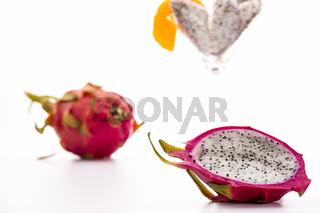 Zum Nachtisch: Pitaya