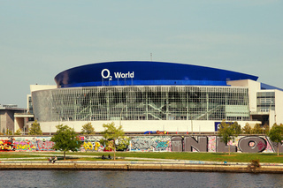 O2 World Berlin Deutschland / O2 World Berlin Germany