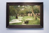 The lawn bleach, Max Liebermann