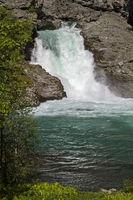 waterfall in Utladalen