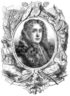 John Graham of Claverhouse, 1st Viscount Dundee or Bonnie Dundee, 1648-1689,