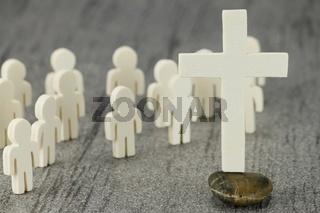 Symbol für Glaubensgemeinschaft