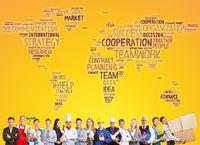 Internationale Kooperation und Erfolg im Team