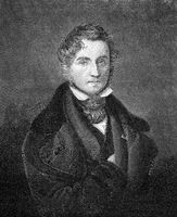Justus von Liebig, 1803 - 1873, a German chemist and professor
