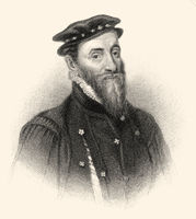 Sir Thomas Gresham the Elder, 1519-1579, an English merchant