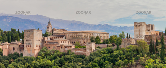 view to alhambra