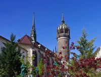 Wittenberg Schlosskirche - Wittenberg, All Saints Church