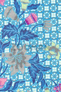 The beautiful of art Batik Pattern