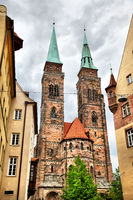 Church in Nuremberg