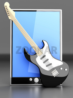 Music Tablet PC