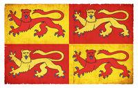 Historic Gwynedd Banner (Wales)