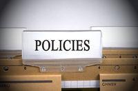 Policies Register Folder Index