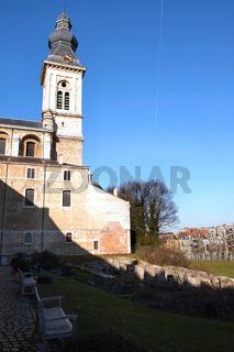 st.-pietersabdij in gent kloster kultur