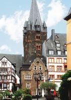 Altstadt mit Kirche Bernkastel-Kues