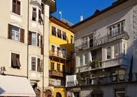 Bozen Kornplatz - Bolzano, Piazza del grano