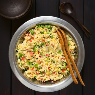 Vegetable and Couscous Salad