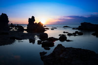 Rocky Coast of Folhammar, Gotland