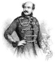 Count Josip Jelačić of Bužim, 1801-1859, Ban of Croatia