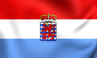 Flag of Luxembourg Province
